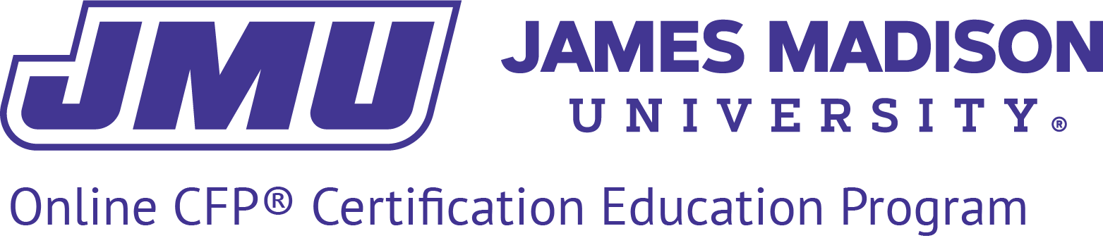 James Madison University Online Certified Financial Planner Program